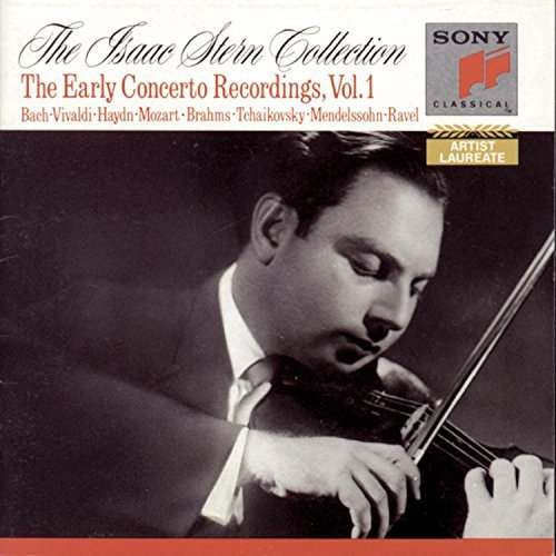 Isaac Stern Vol. 1 Early Con Recordings Stern (vn) Various