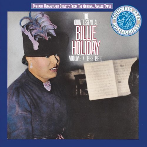 Billie Holiday Quintessential No. 7 1938 39
