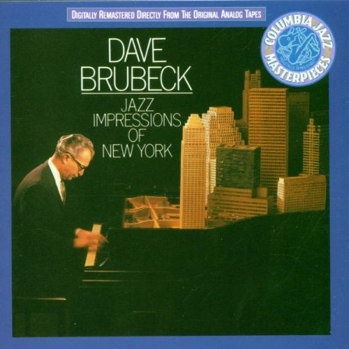 Dave Brubeck Jazz Impressions Of New York