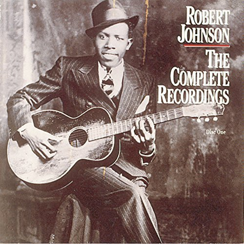 Robert Johnson Complete Recordings 2 CD Set