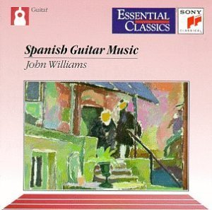 Williams John Spanish Guitar Music Williams (gtr)