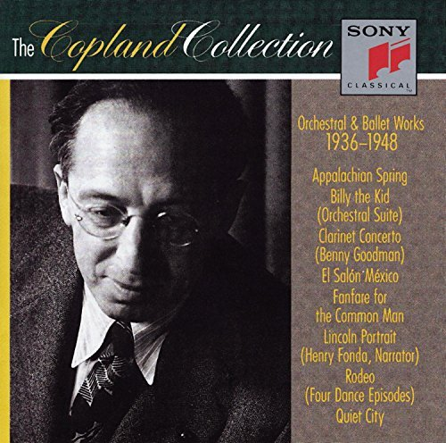 A. Copland Copland Collection 1936 48 Copland Collection Copland Various