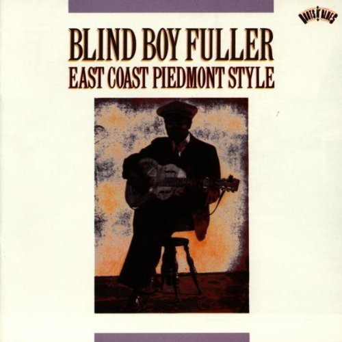 Blind Boy Fuller East Coast Piedmont Style