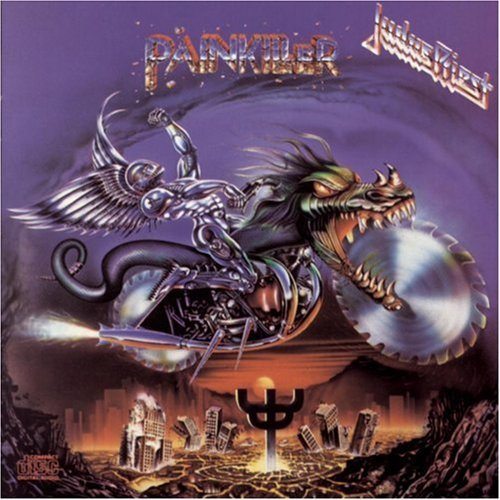 Judas Priest Painkiller