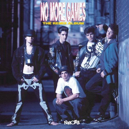 New Kids On The Block No More Games Remix Album