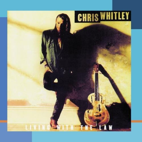 Chris Whitley Living With The Law CD R