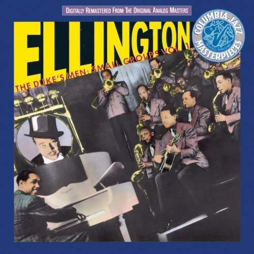 Duke Ellington Vol. 1 Duke's Men Small Group 2 CD Set