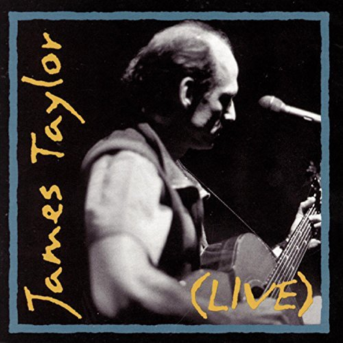 James Taylor Live 2 CD Set