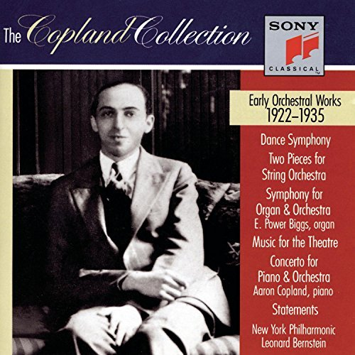 A. Copland Copland Collection 1922 35 Copland Collection Bernstein Various