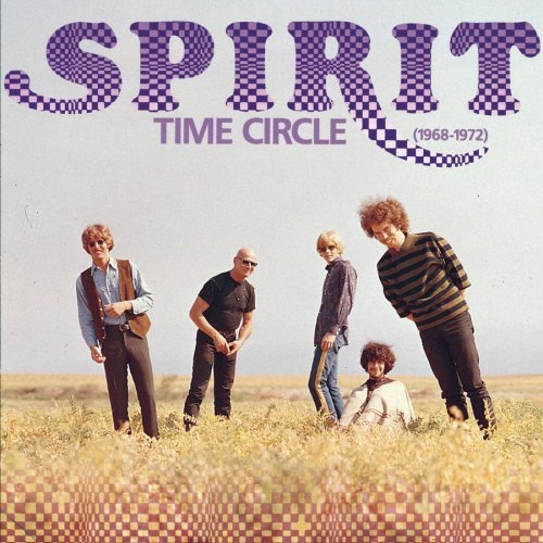 Spirit Time Circle (1968 72) 2 CD Set