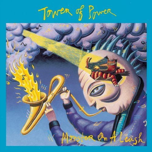 Tower Of Power Monster On A Leash