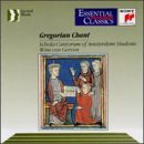 Scola Cantorum Of Amsterdam Gregorian Chant Gerven Schola Cantorum Of Amst