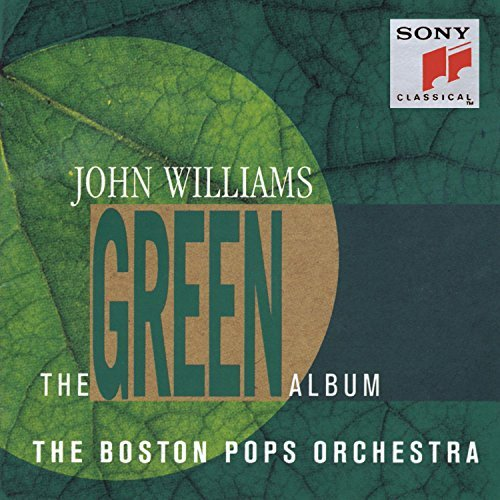 John Williams Green Album Tanglewood Fest Chorus Williams Boston Pops Orch