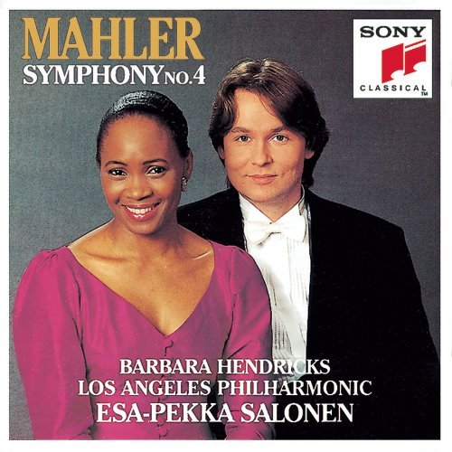 G. Mahler Sym 4 Hendricks*barbara (sop) Salonen Los Angeles Phil