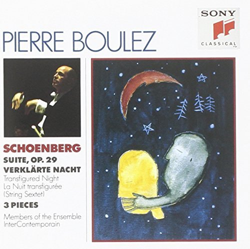 A. Schoenberg Verklarte Nacht Ste Three Piec Boulez Ens Intercontemporain