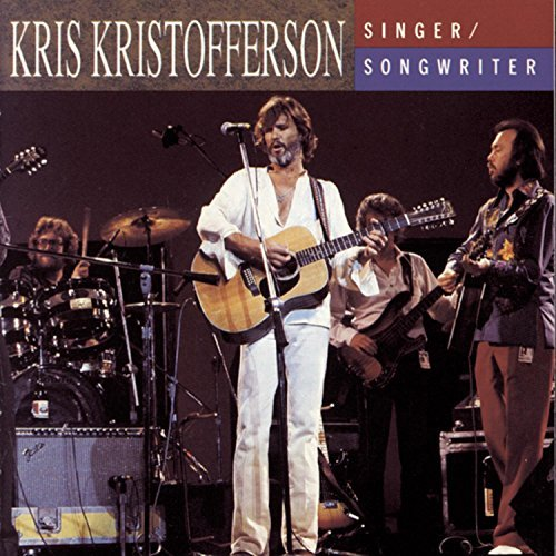 Kris Kristofferson Singer Songwriter 2 CD Set