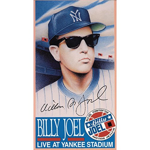 Billy Joel Live At Yankee Stadium Live At Yankee Stadium