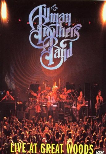 Allman Brothers Band Live At Great Woods