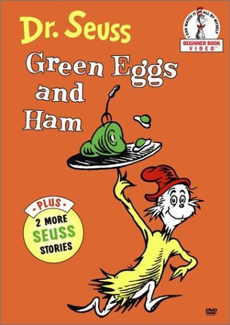 Dr. Seuss Green Eggs & Ham Clr Chnr