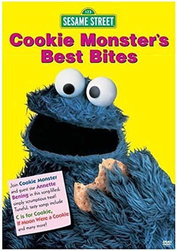 Cookie Monster's Best Bites Sesame Street Nr