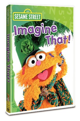 Sesame Street Imagine That Clr Nr