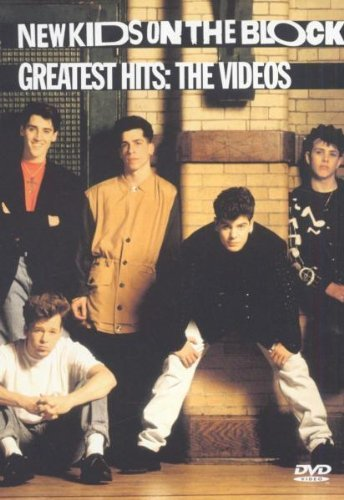 New Kids On The Block Greatest Hits Videos 5.1 Hifi