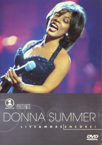 Donna Summer Vh1 Presents Donna Summer Live Clr Dss Keeper Nr