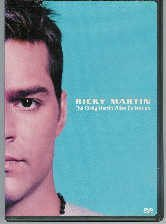 Ricky Martin Official Video Collection Clr Nr