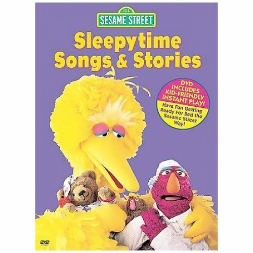 Sleepytime Songs & Stories Sesame Street Chnr