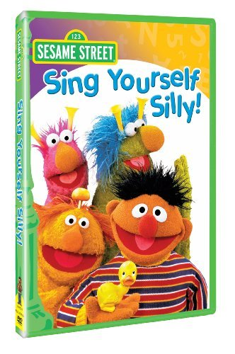 Sesame Street Sing Yourself Silly Clr Nr