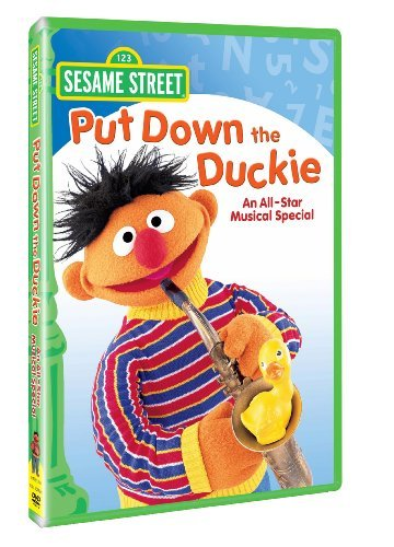 Sesame Street Put Down The Duckie Clr Nr
