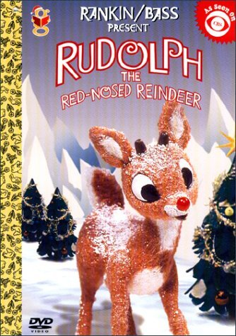 Golden Books Rudolph The Red Nosed Reindeer Clr Chnr