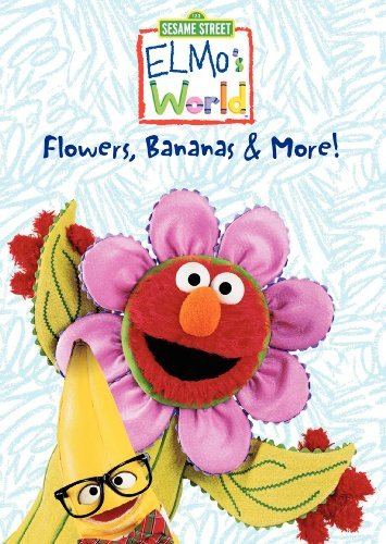 Elmo's World Flowers Bananas & More Clr Nr