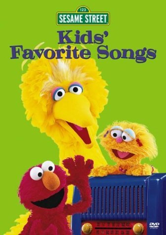 Kids' Favorite Songs Sesame Street Clr Cc Chnr