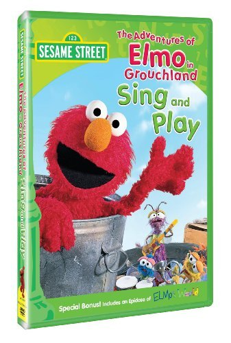 Adventures Of Elmo In Grouchla Sesame Street Nr