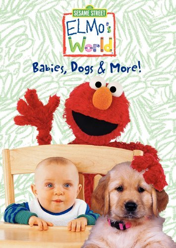 Elmo's World Babies Dogs & More Clr Nr