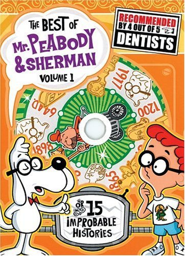 Vol. 1 Best Of Mr. Peabody & S Mr. Peabody & Sherman Clr Nr