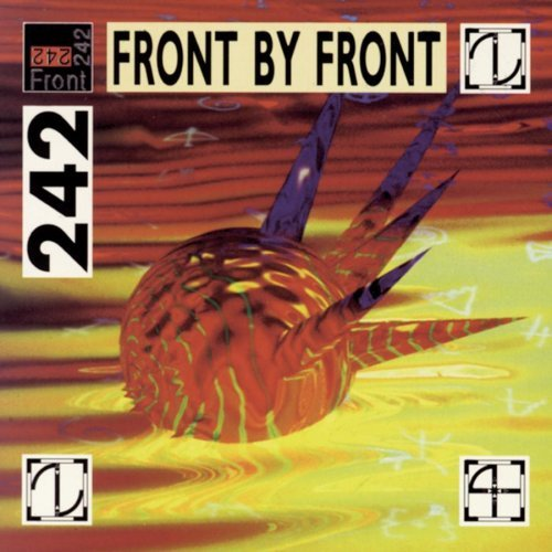 Front 242 Front By Front 1988 89