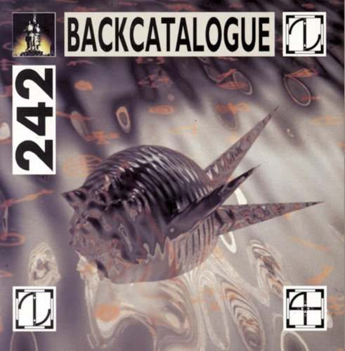 Front 242 Backcatalogue CD R