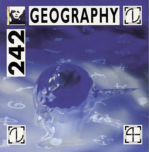 Front 242 Geography 1981 83 This Item Is Made On Demand Could Take 2 3 Weeks For Delivery