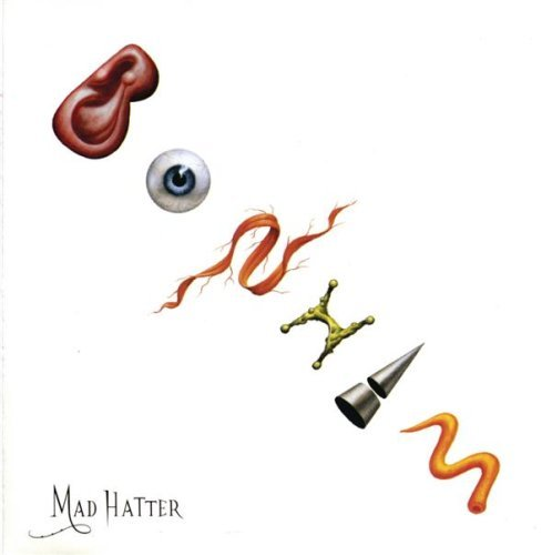 Bonham Mad Hatter CD R