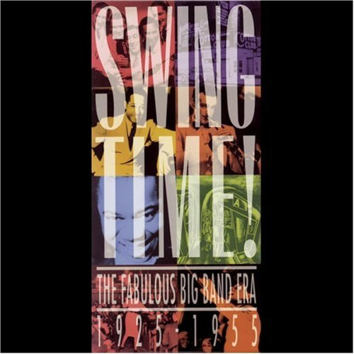 Swing Time! Fabulous Big Ba Swing Time! Fabulous Big Band 3 CD Set