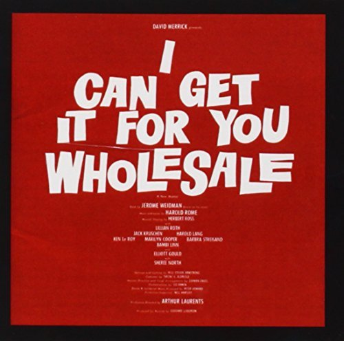 I Can Get It For You Wholesale Original Broadway Cast Barbra Streisand
