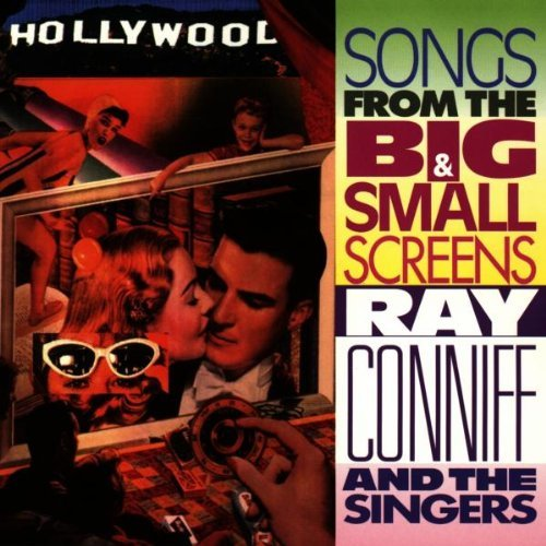 Conniff Ray Singers Songs From The Big & Small Scr Mahogany Saturday Night Fever Godfather Dark Shadows