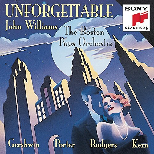 John Williams Unforgettable Williams Boston Pops Orch