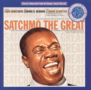 Louis Armstrong Satchmo The Great