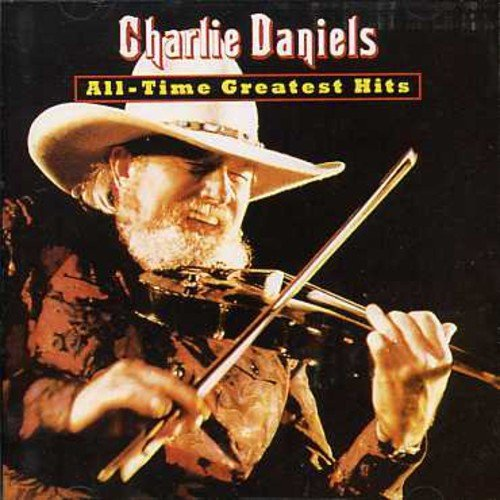 Charlie Daniels All Time Greatest Hits Import Aus