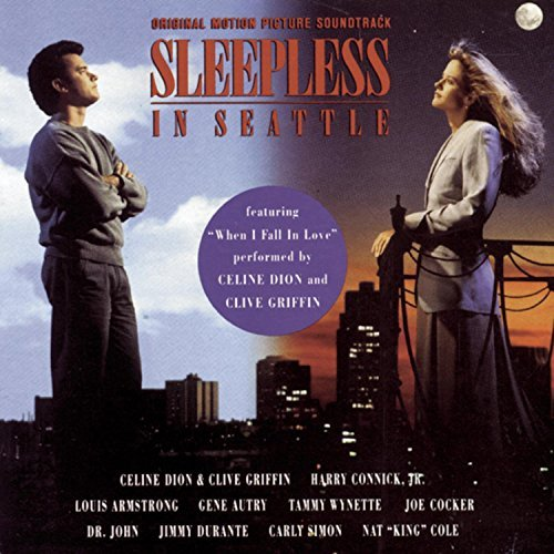 Various Artists Sleepless In Seattle Dion Connick Cole Simon Autry Damone Cocker Wynette Charles