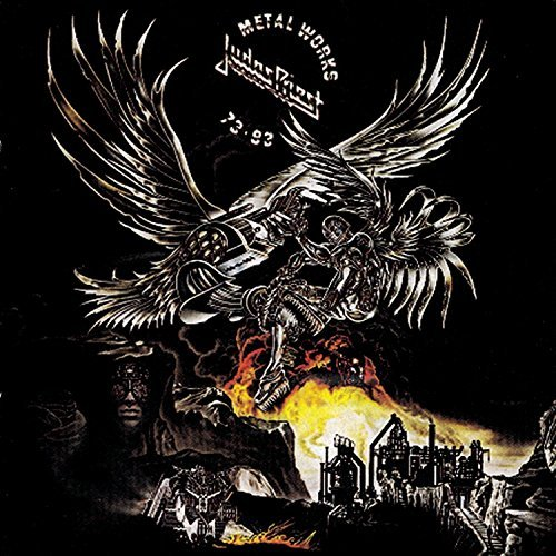 Judas Priest Metal Works '73 '93 2 CD Set