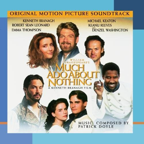 Much Ado About Nothing Soundtrack